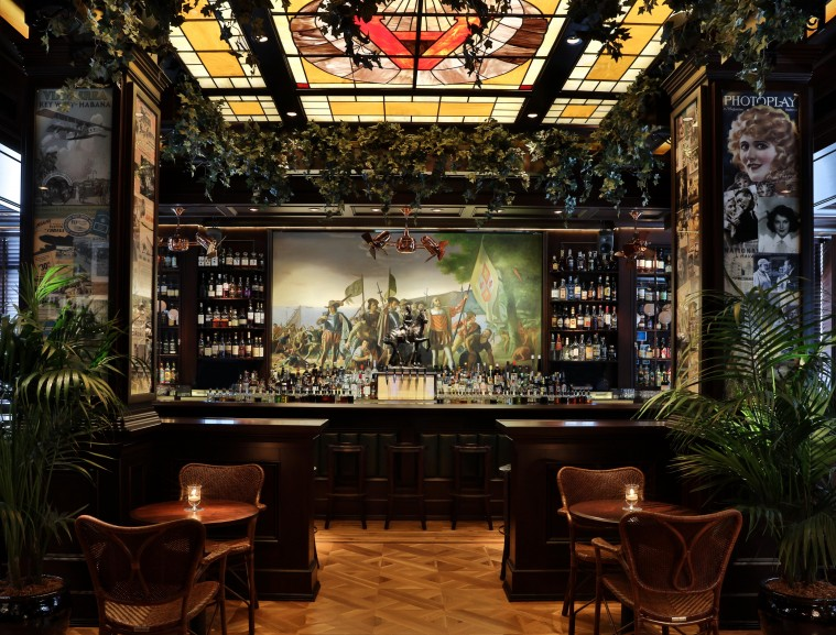 Viaja a New York con Seagram's NY Hotel at NH Collection Suecia